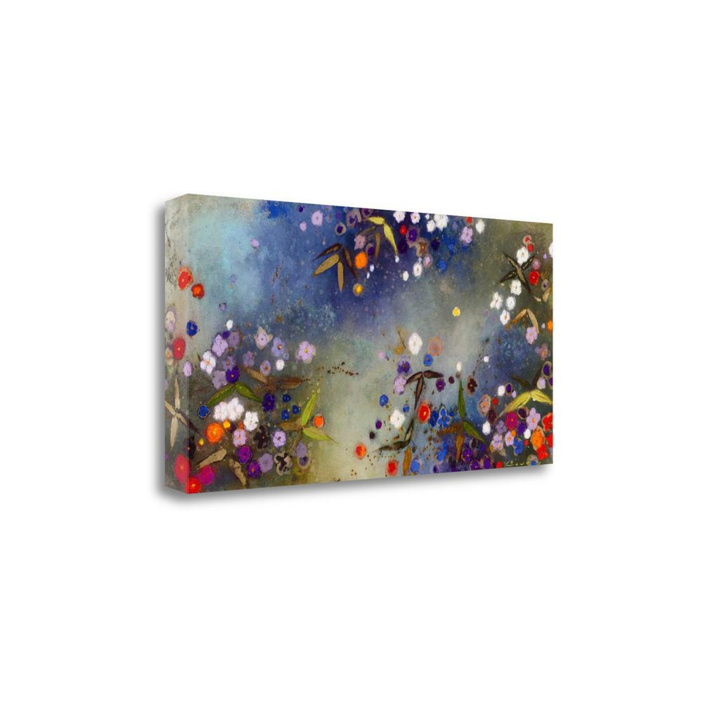 """""""Gardens In The Mist XV"""" By Aleah Koury, Giclee Print on Gallery Wrap Canvas. Picture 1"""