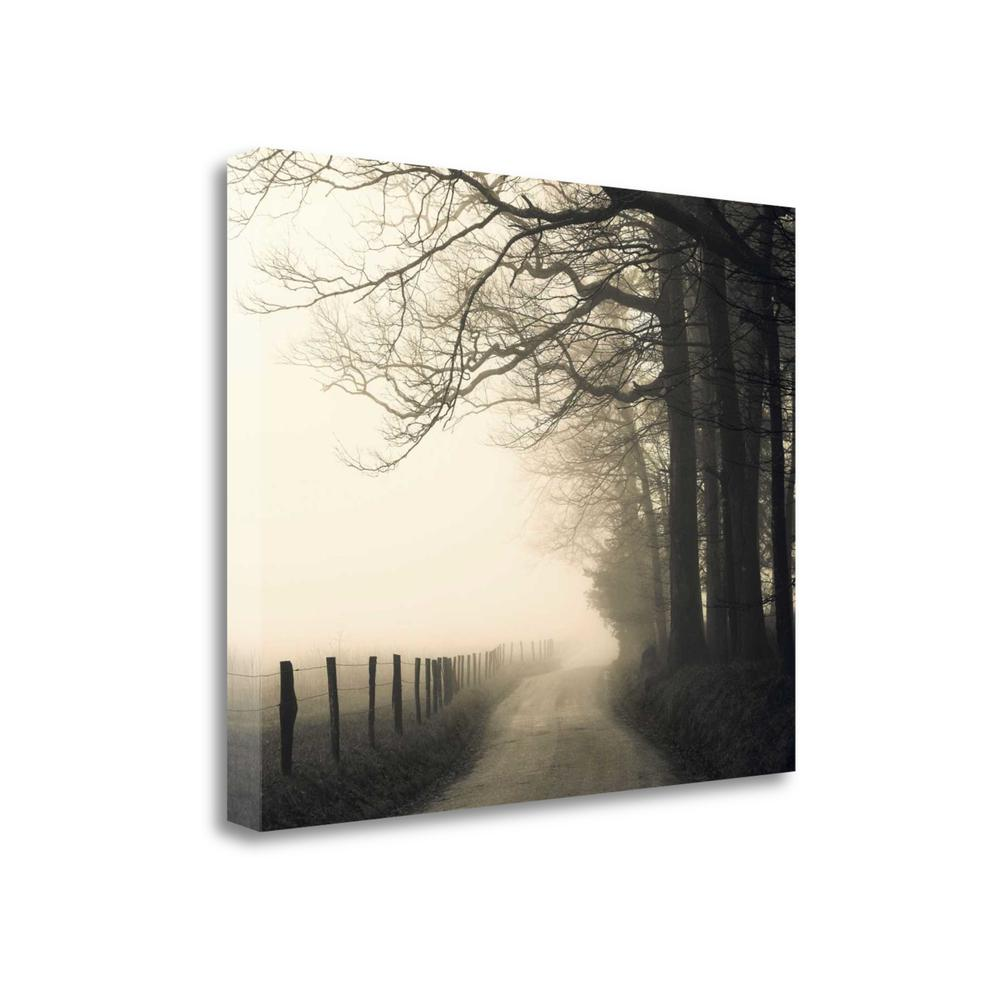 """Hyatt Lane"" By Nicholas Bell, Fine Art Giclee Print on Gallery Wrap Canvas. Picture 1"
