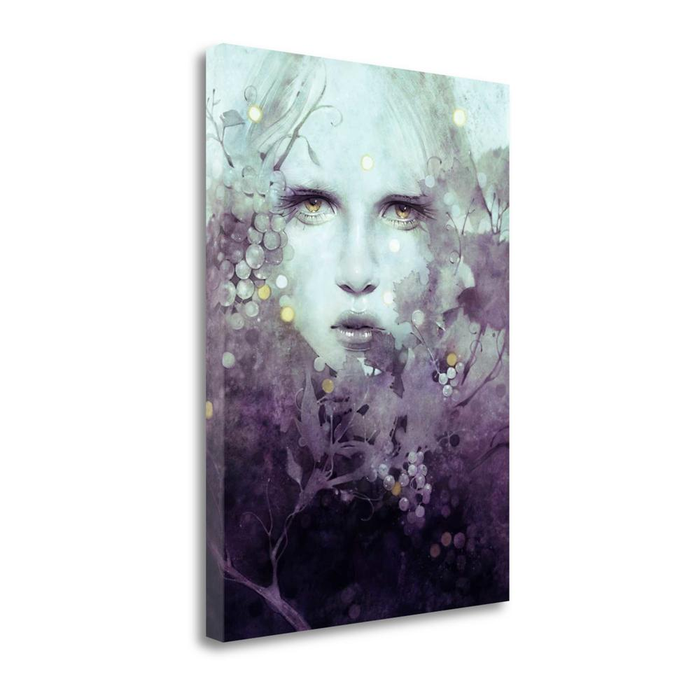 """""""Vine"""" By Anna Dittman, Fine Art Giclee Print on Gallery Wrap Canvas. Picture 1"""