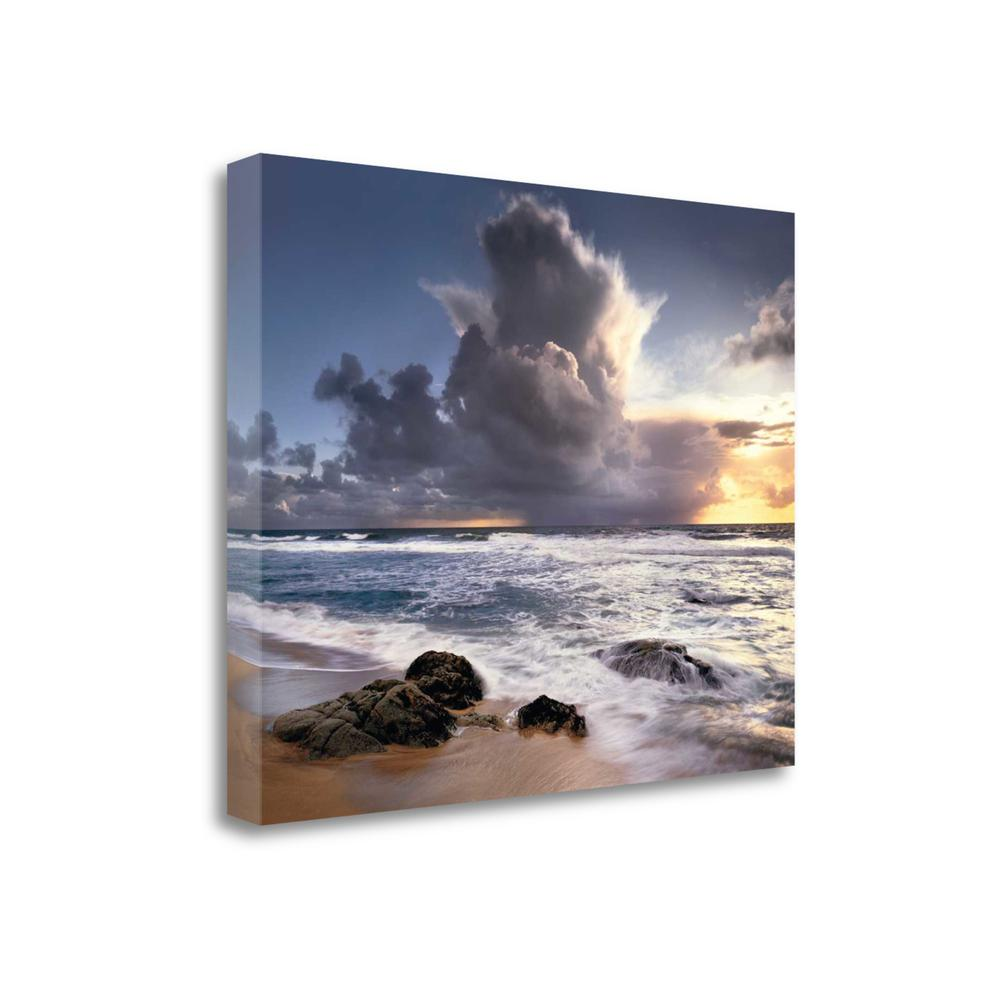 """Forces Of Nature"" By Christopher Foster, Giclee Print on Gallery Wrap Canvas. Picture 1"