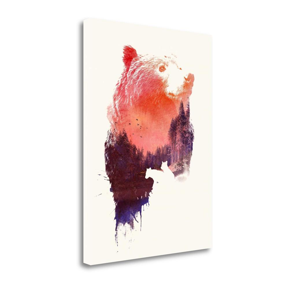 """""""Love Forever"""" By Robert Farkas, Fine Art Giclee Print on Gallery Wrap Canvas. Picture 1"""