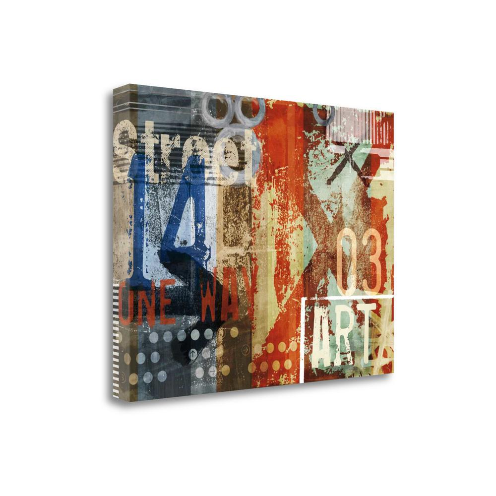 """""""Art Type IV"""" By Sven Pfrommer, Fine Art Giclee Print on Gallery Wrap Canvas. Picture 1"""