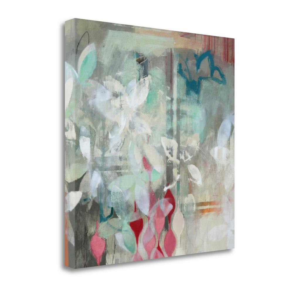 """Fragment"" By Jennifer Rasmusson, Fine Art Giclee Print on Gallery Wrap Canvas. Picture 1"
