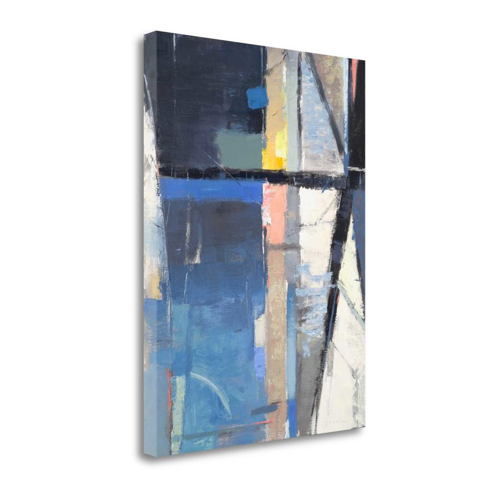 """""""Woodlands No. 63"""" By David Michael Slonim, Giclee Print on Gallery Wrap Canvas. Picture 1"""