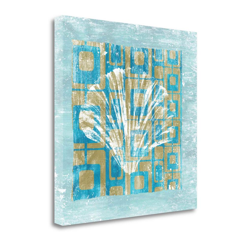 """""""Shell Game 1"""" By Alicia Soave, Fine Art Giclee Print on Gallery Wrap Canvas. Picture 1"""