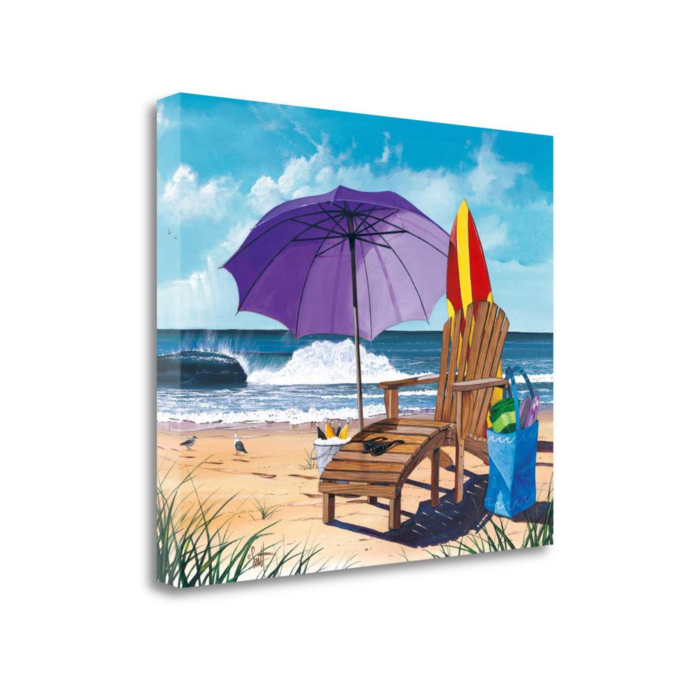 """""""Shore Thing"""" By Scott Westmoreland, Giclee Print on Gallery Wrap Canvas. Picture 1"""