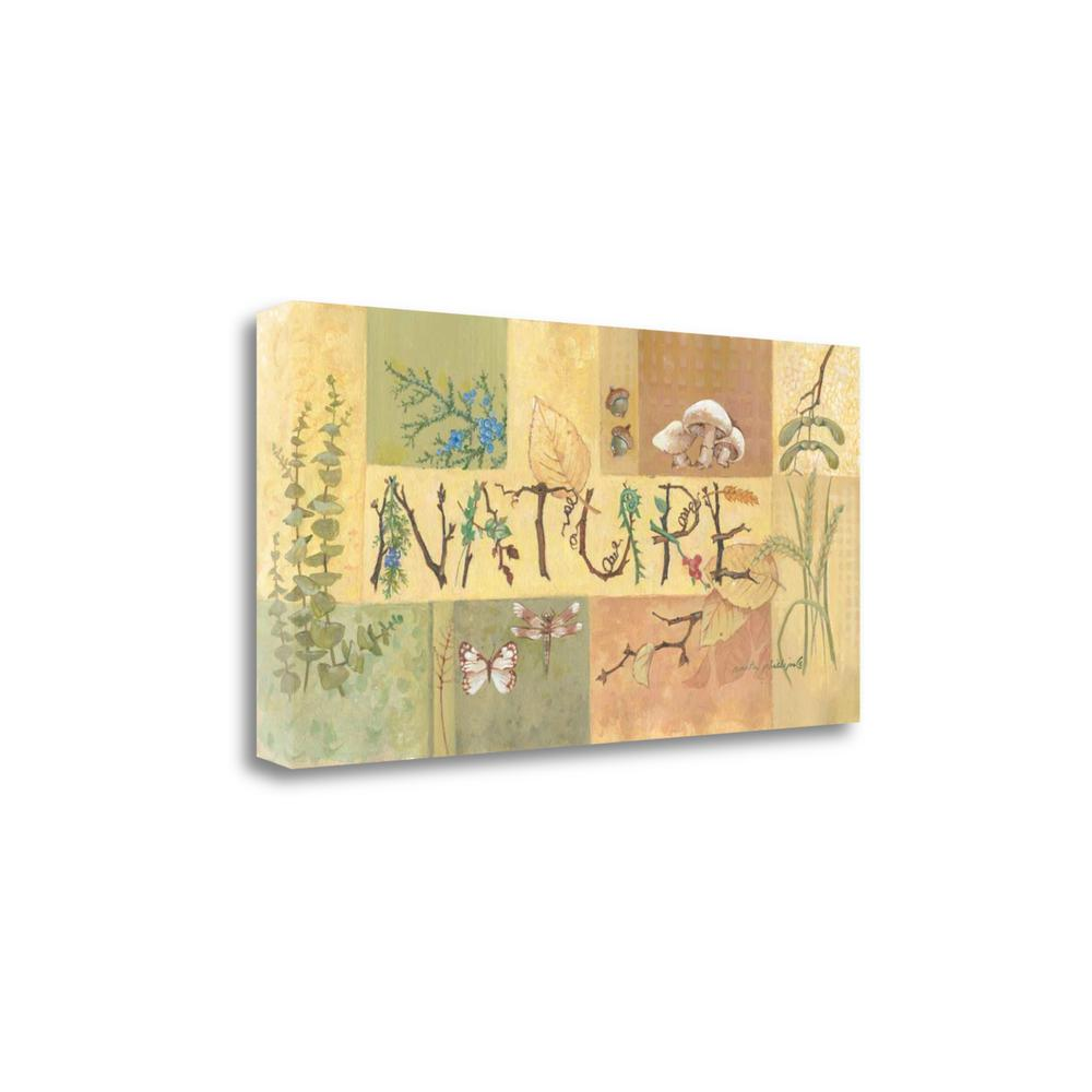 """Nature"" By Anita Phillips, Fine Art Giclee Print on Gallery Wrap Canvas. Picture 1"
