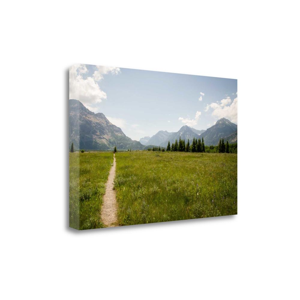 """Waterton National Park"" By Amber Berninger, Giclee Print on Gallery Wrap Canvas. Picture 1"