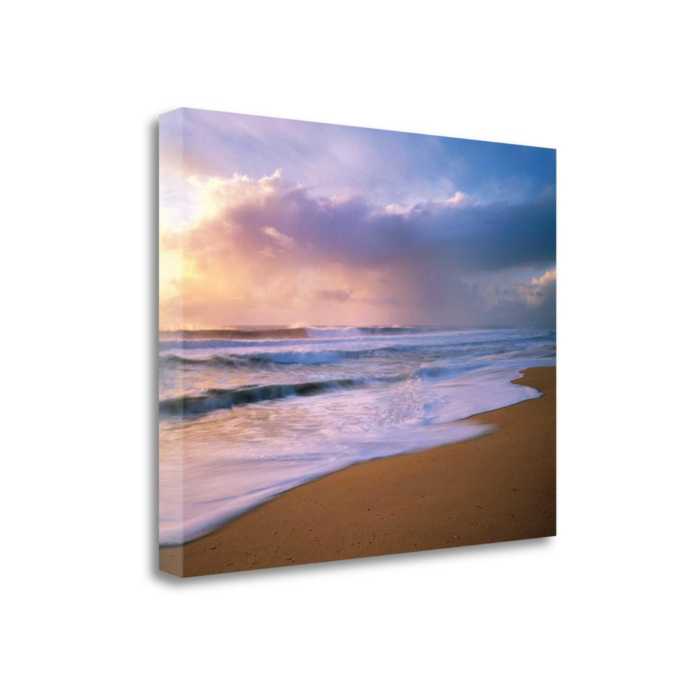 """""""Pacific Storm"""" By Christopher Foster, Giclee Print on Gallery Wrap Canvas. Picture 1"""
