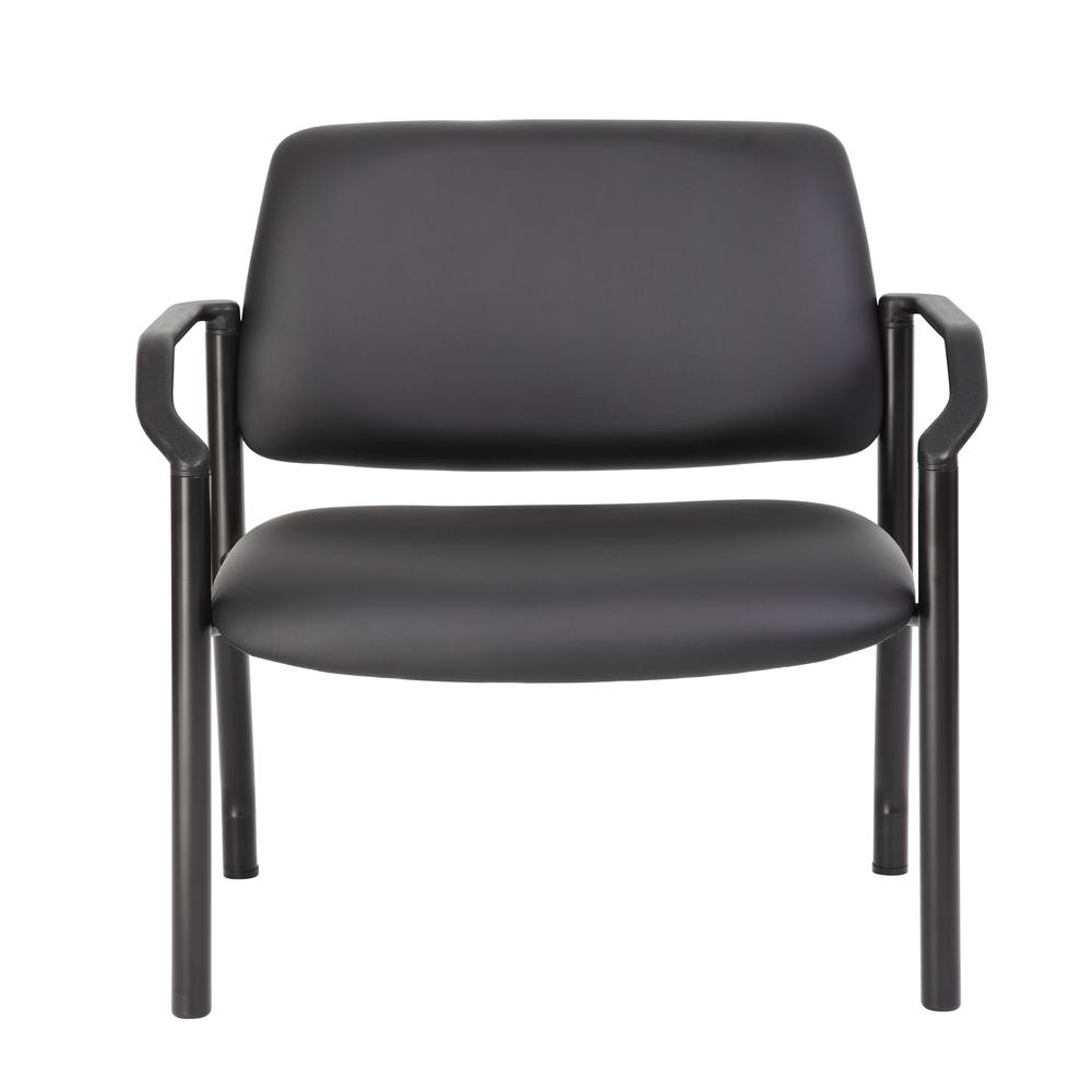 Boss Antimicrobial Guest Chair, 500 lb. weight capacity. Picture 2