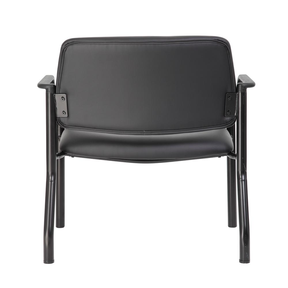 Boss Antimicrobial Guest Chair, 500 lb. weight capacity. Picture 4