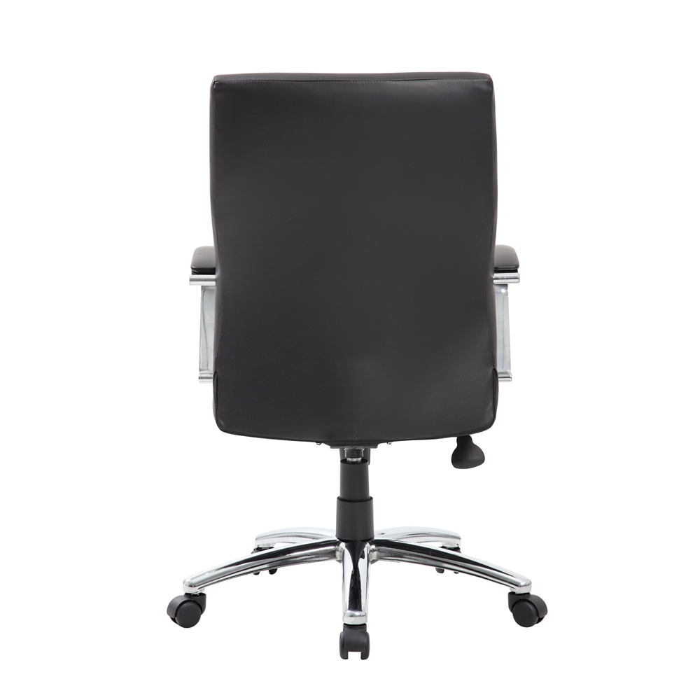 Boss LeatherPlus Executive Chair. Picture 2