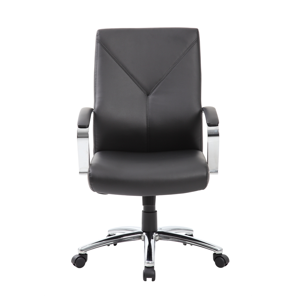 Boss LeatherPlus Executive Chair. Picture 3