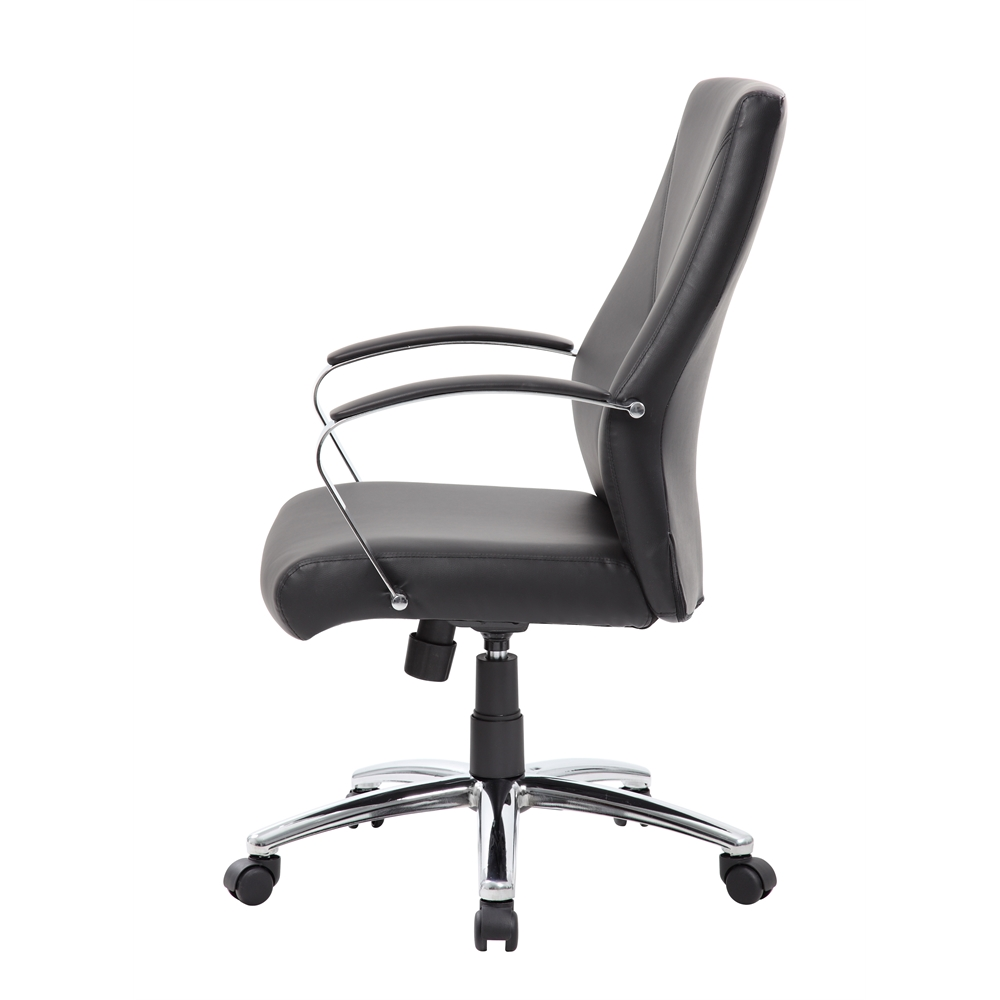 Boss LeatherPlus Executive Chair. Picture 5