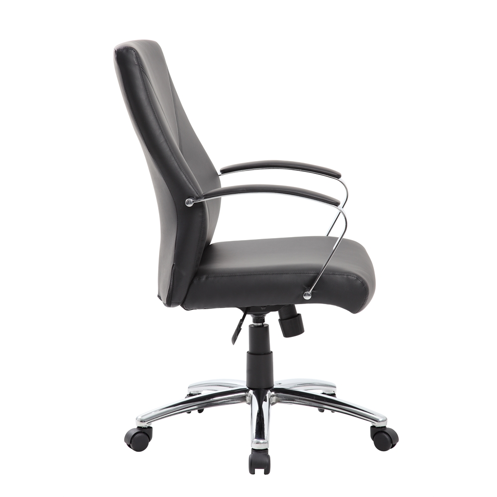 Boss LeatherPlus Executive Chair. Picture 6