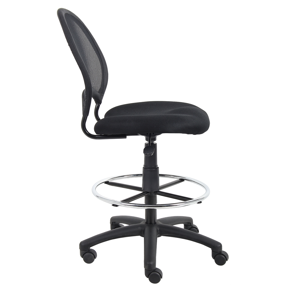 Boss Mesh Drafting Stool. Picture 3