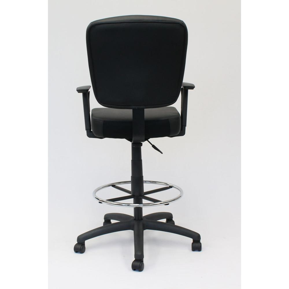 Boss Oversized Drafting Stool. Picture 3