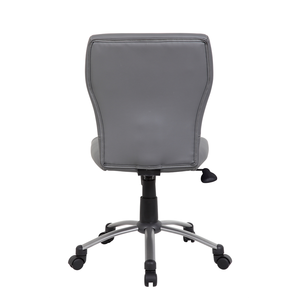 Tiffany CaressoftPlus Chair-Grey. Picture 2