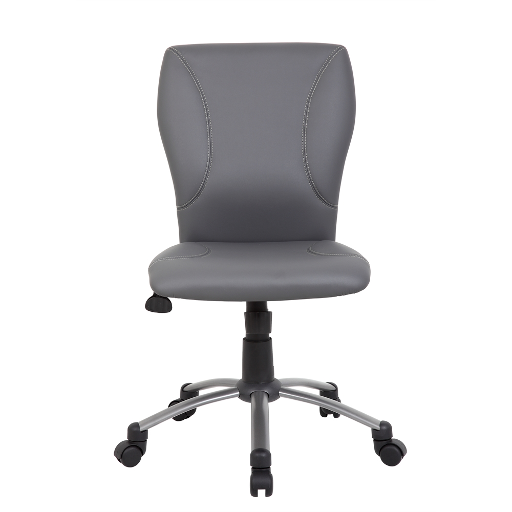 Tiffany CaressoftPlus Chair-Grey. Picture 3