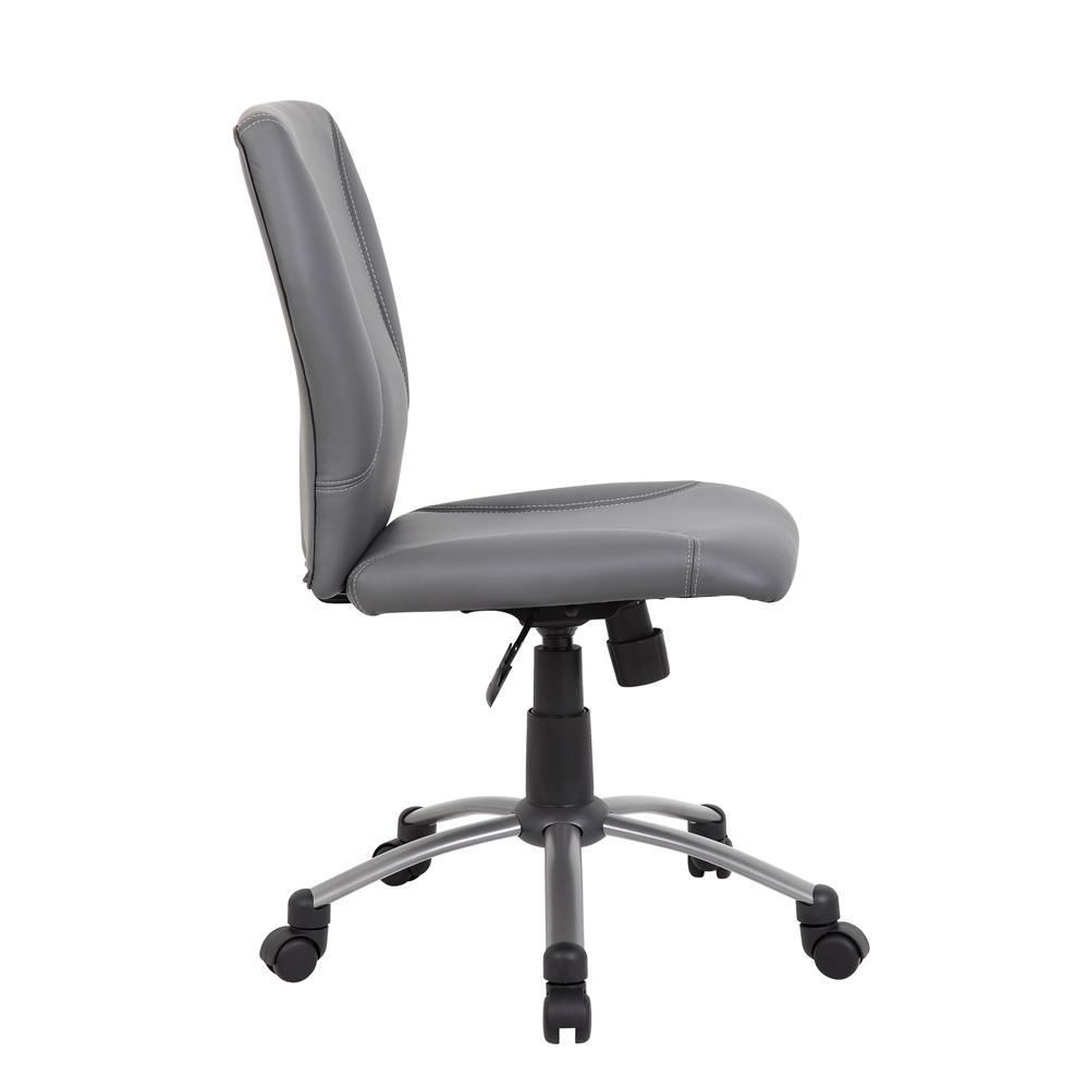 Tiffany CaressoftPlus Chair-Grey. Picture 4
