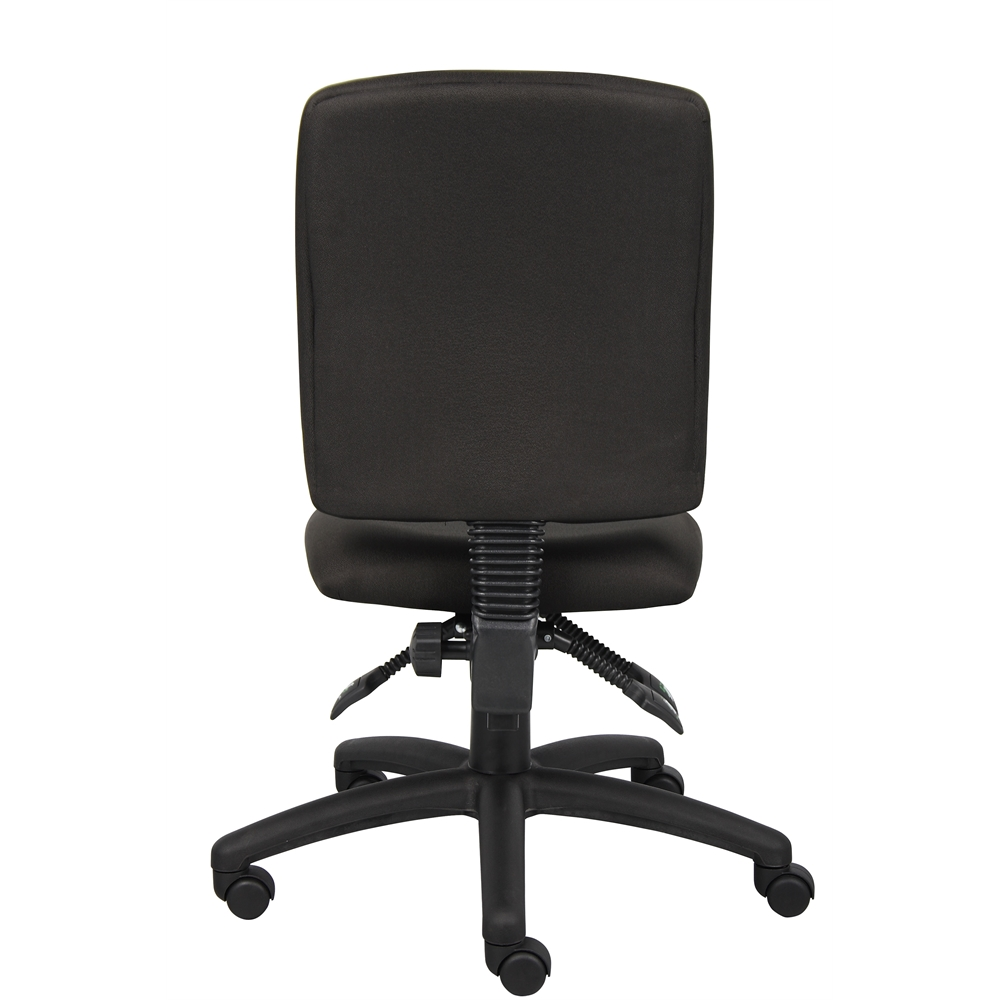 Boss Multi Function Fabric Task Chair