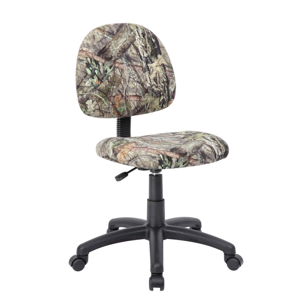 Boss Mossy Oak Deluxe Posture Chair. Picture 6