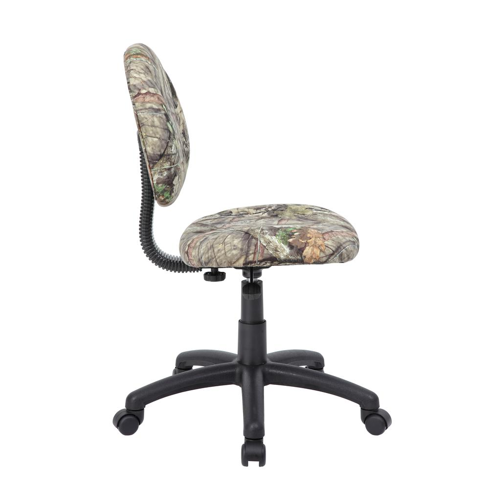 Boss Mossy Oak Deluxe Posture Chair. Picture 2
