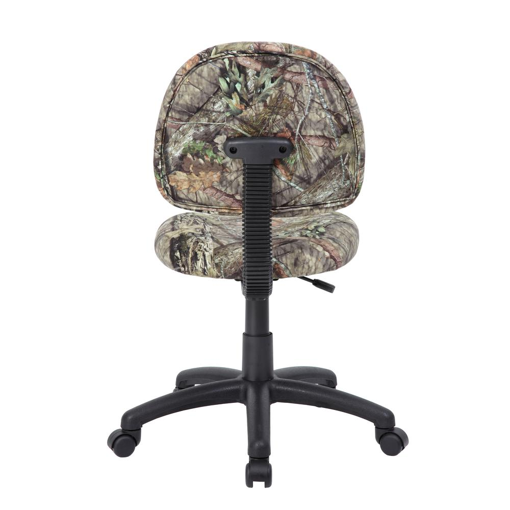 Boss Mossy Oak Deluxe Posture Chair. Picture 3