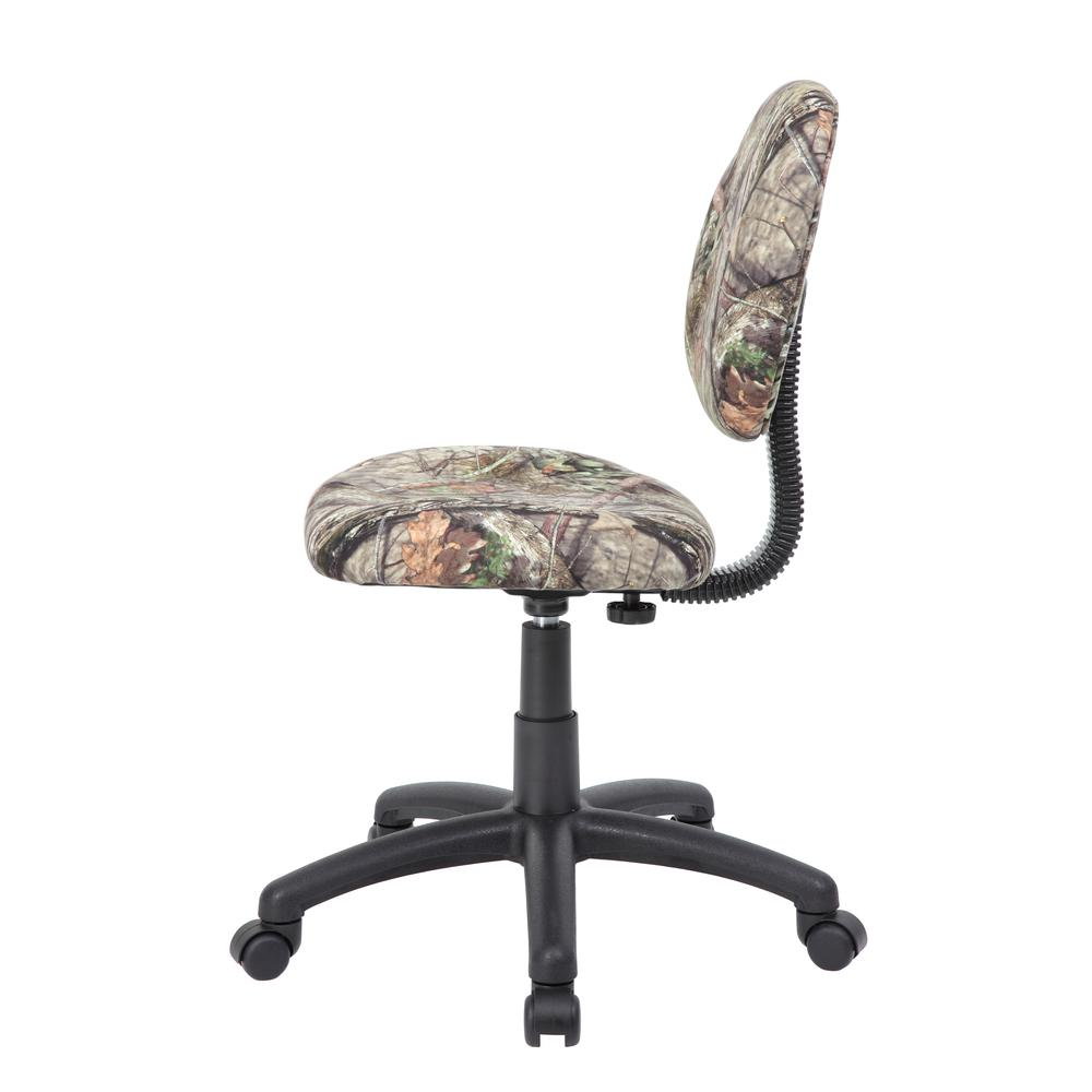 Boss Mossy Oak Deluxe Posture Chair. Picture 4