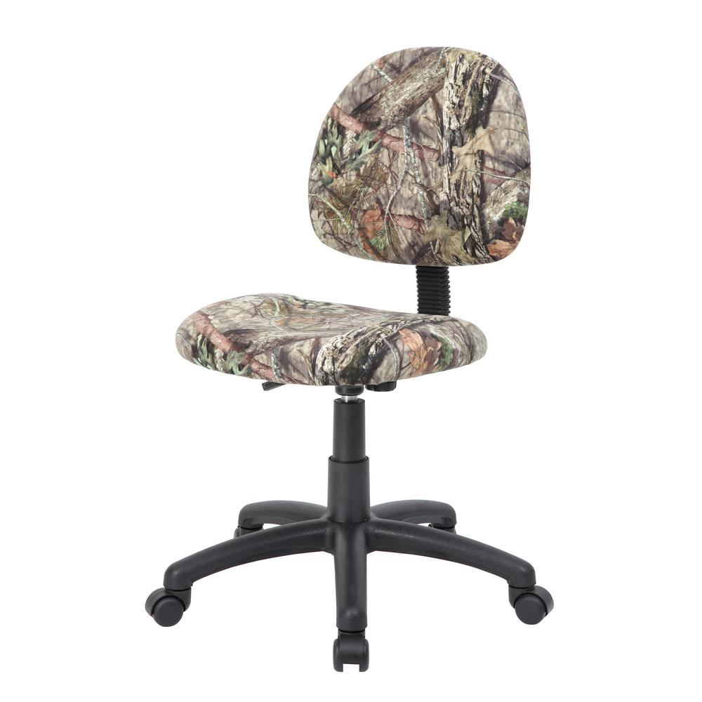Boss Mossy Oak Deluxe Posture Chair. Picture 5