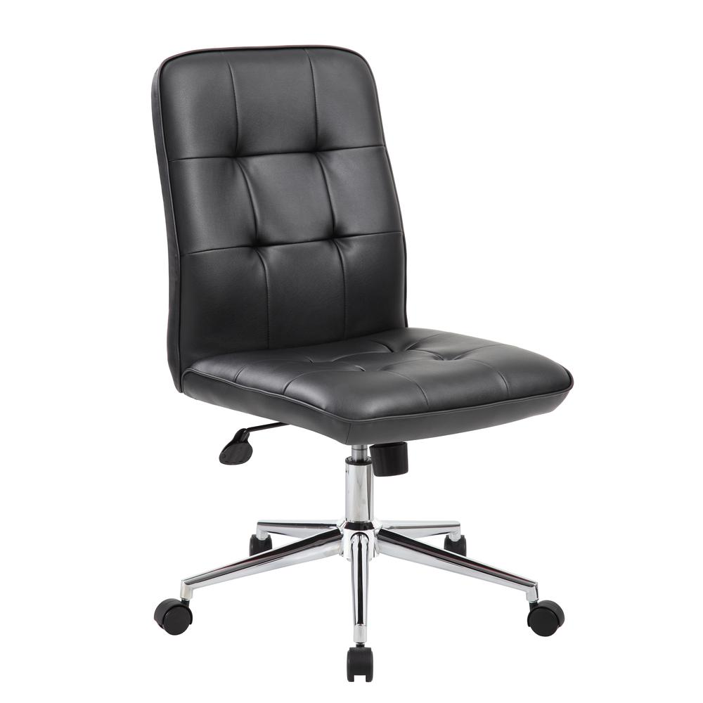 Boss Modern Office Chair - Black. Picture 1