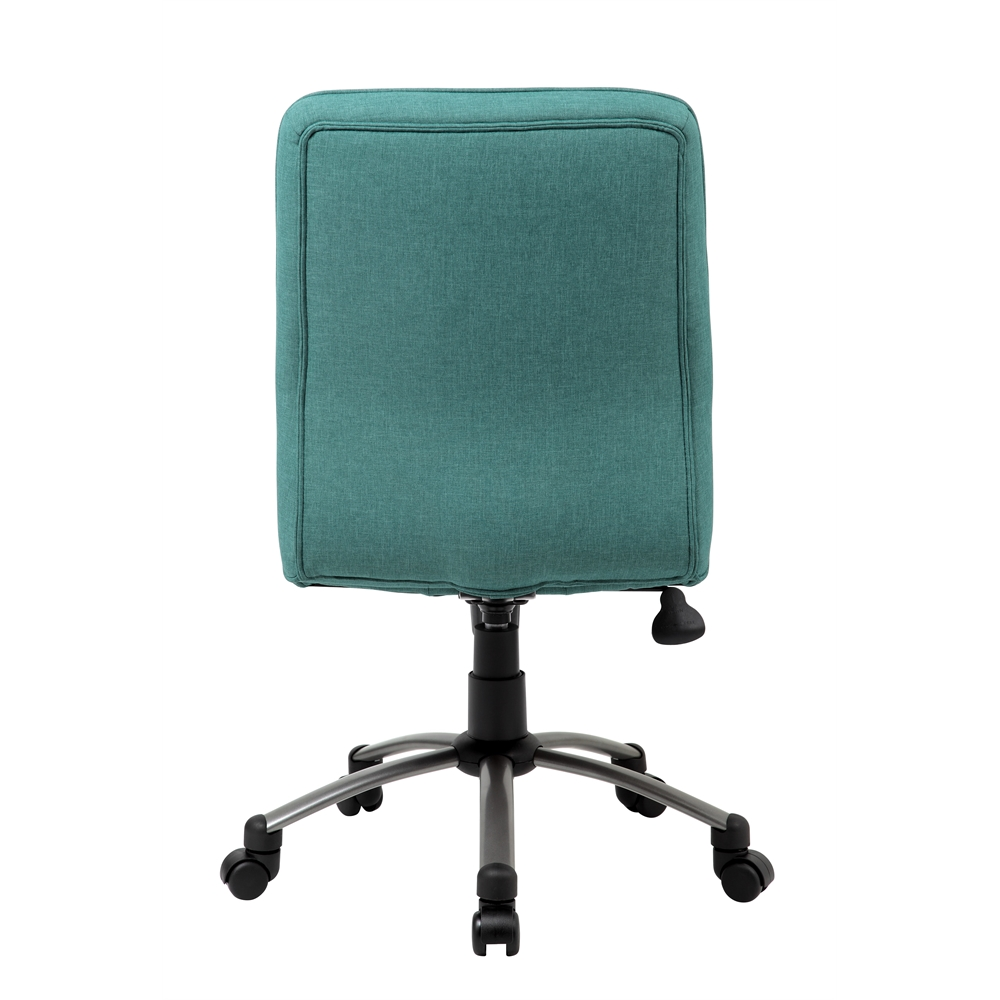 Modern Office Chair - Green. Picture 2