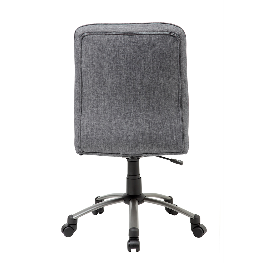 Modern Office Chair - Slate Grey. Picture 2