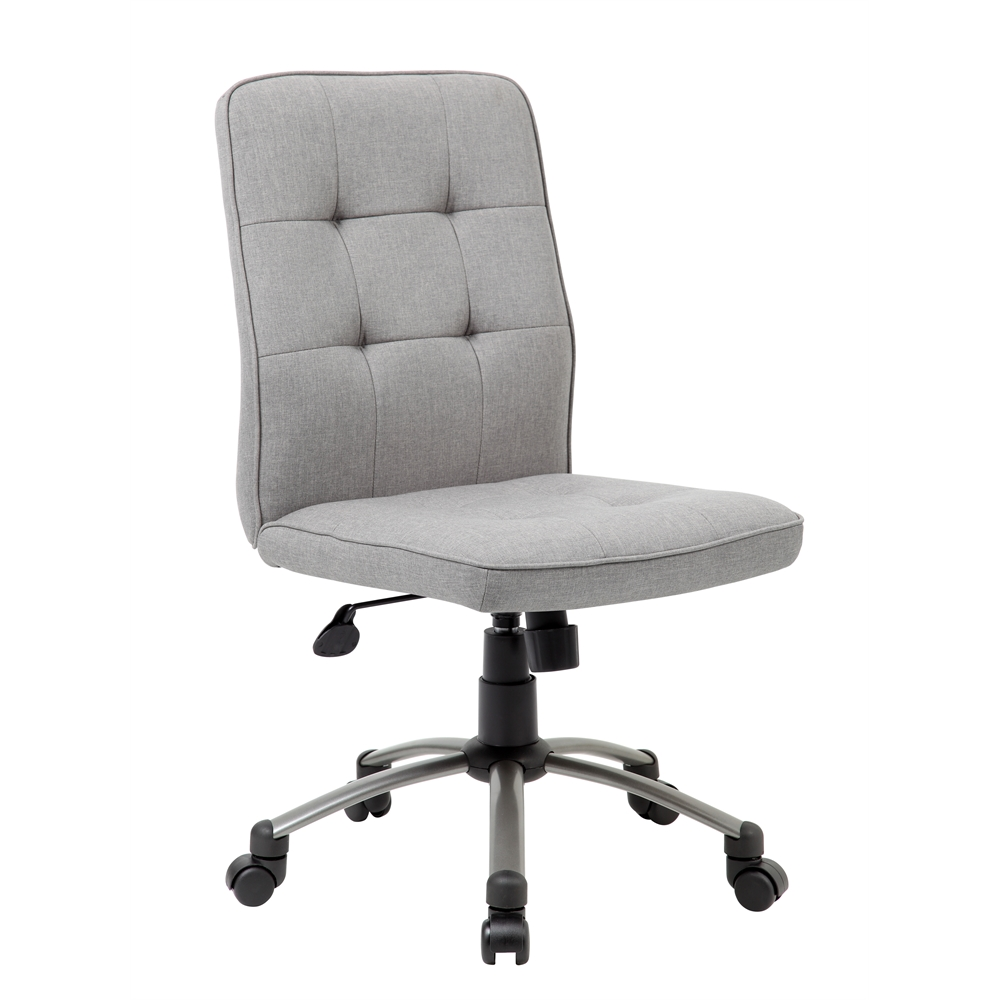 Modern Office Chair - Taupe. Picture 1