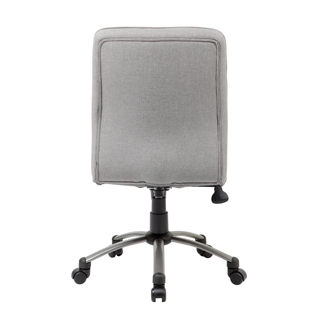 Modern Office Chair - Taupe. Picture 2