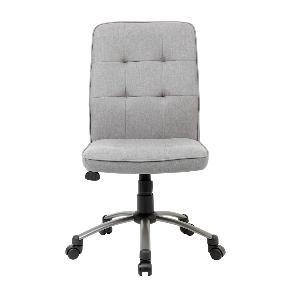 Modern Office Chair - Taupe. Picture 3