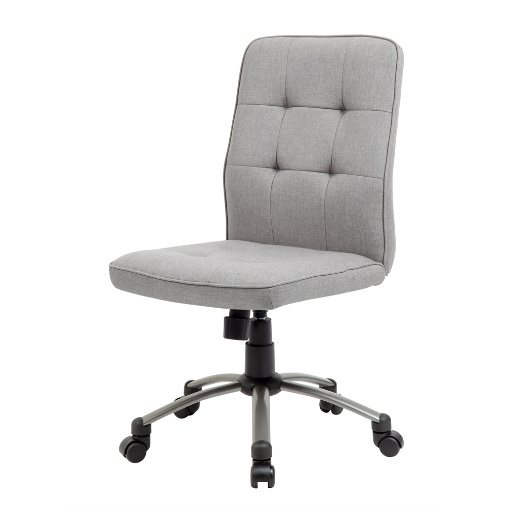 Modern Office Chair - Taupe. Picture 4