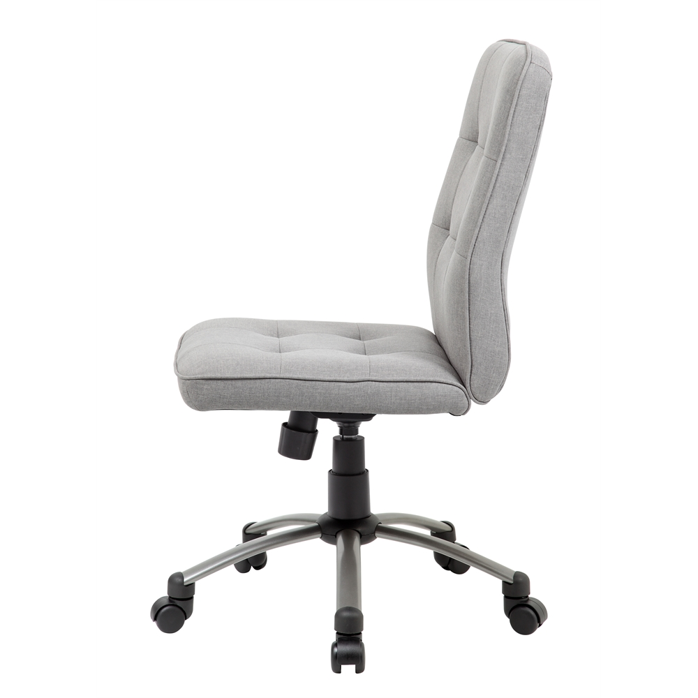 Modern Office Chair - Taupe. Picture 5