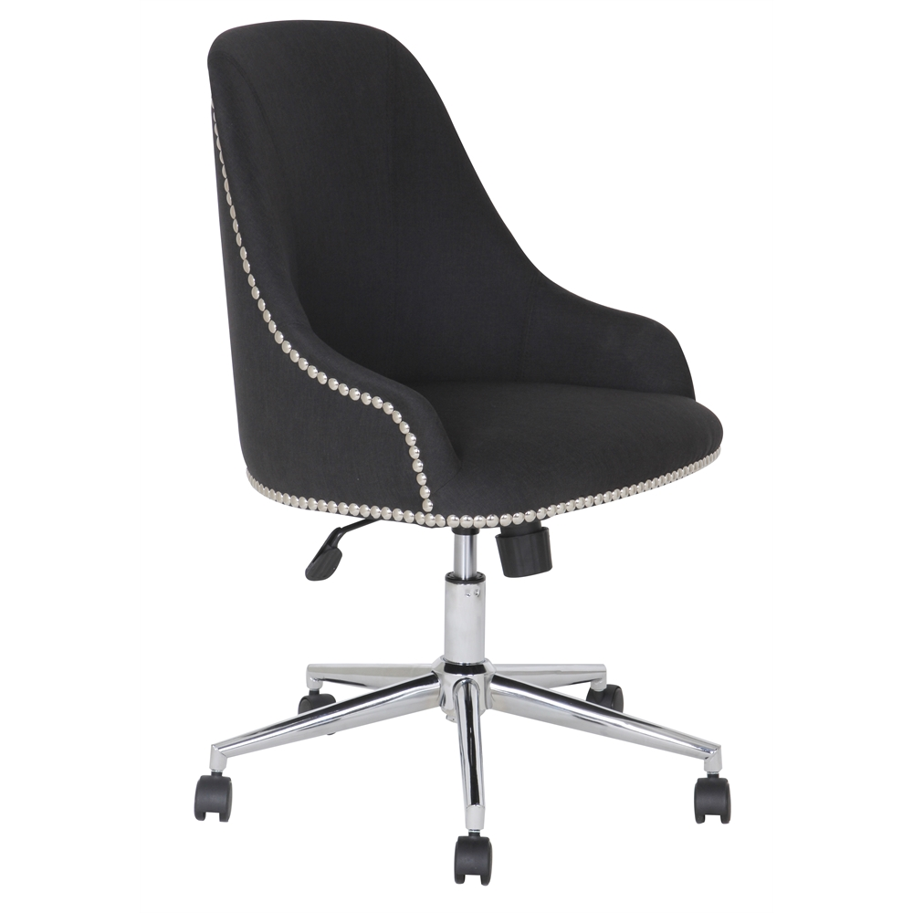 Boss Carnegie Desk Chair Black