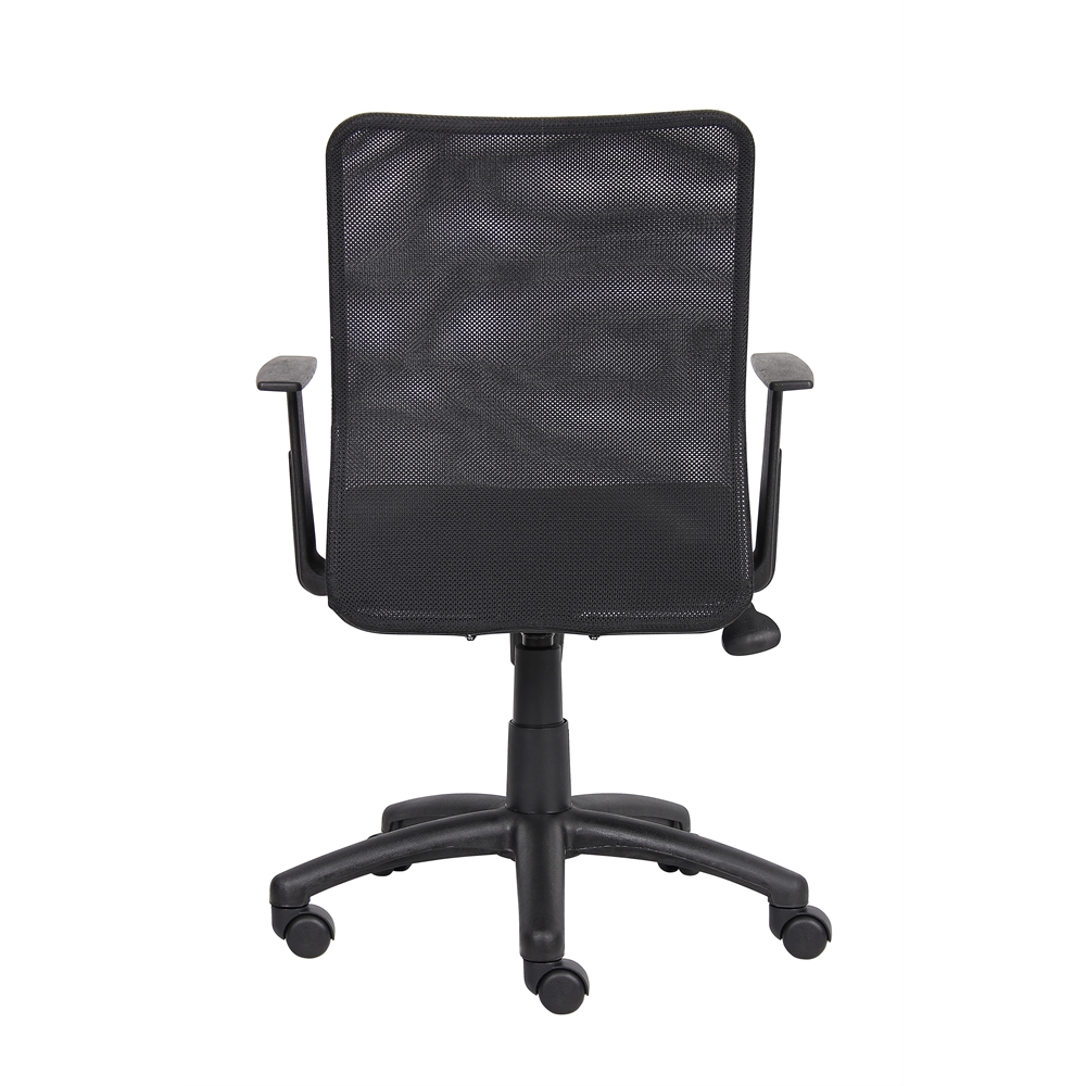 Boss Budget Mesh Task Chair W/ T-Arms. Picture 2