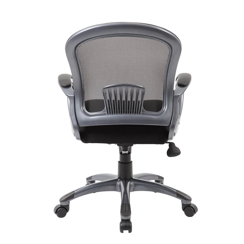 Boss Ergonomic Mesh Task Chair - Mid Back. Picture 2