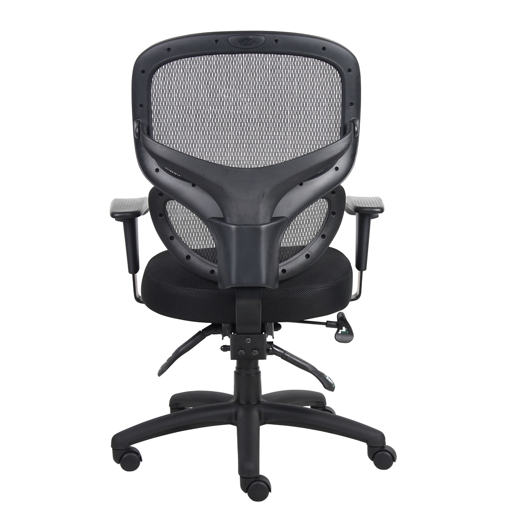 Boss multi function mesh task chair for Function chairs