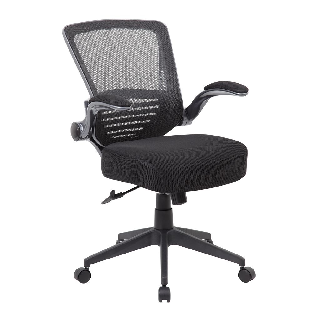 Boss Contemporary Mesh Task Chair