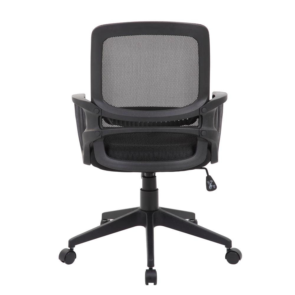 Boss Mesh Task Chair, Black. Picture 3