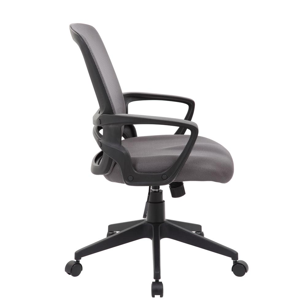 Boss Mesh Task Chair, Grey. Picture 2