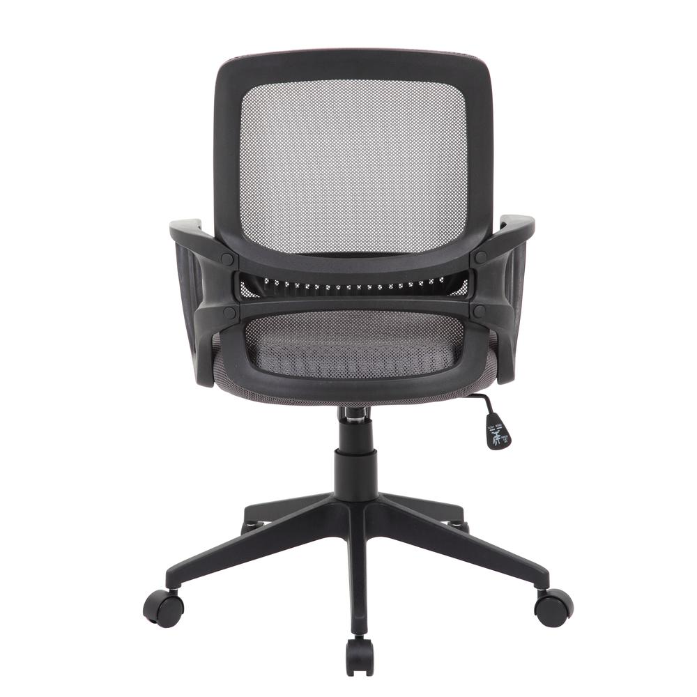 Boss Mesh Task Chair, Grey. Picture 3