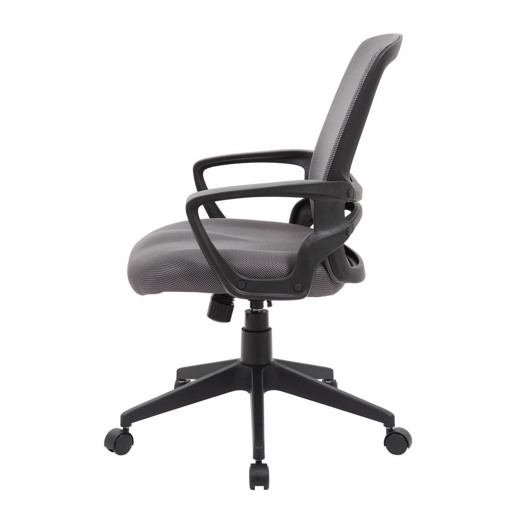 Boss Mesh Task Chair, Grey. Picture 4