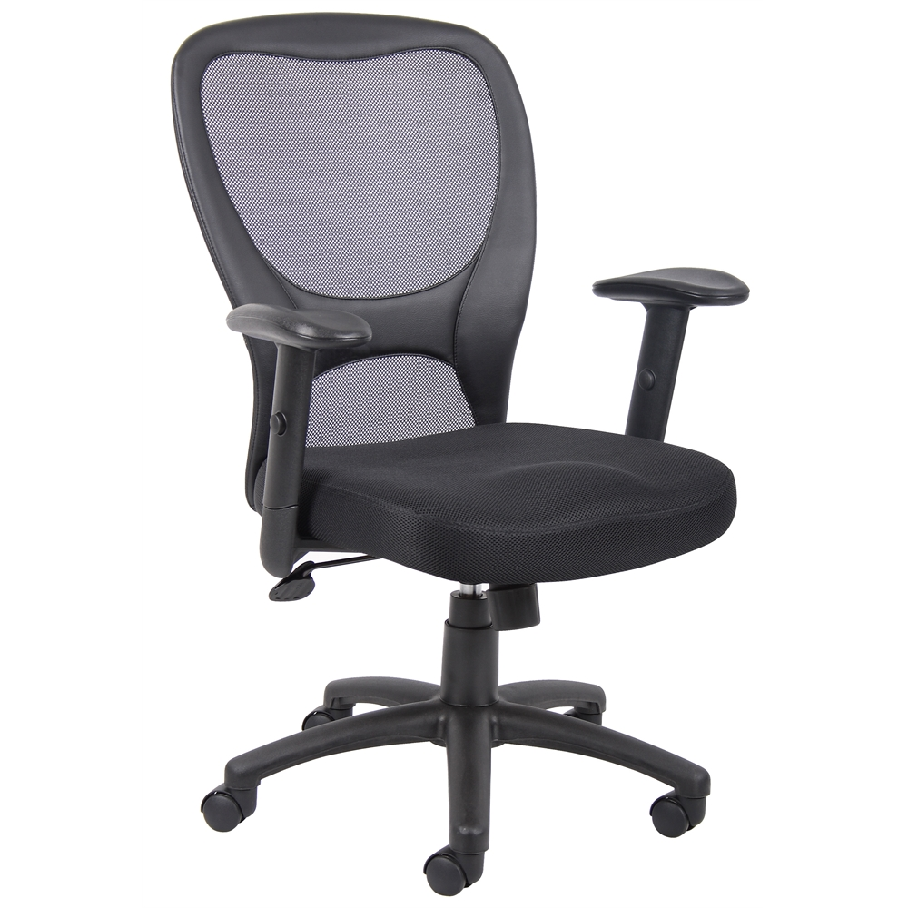 Boss Budget Mesh Task Chair. Picture 6