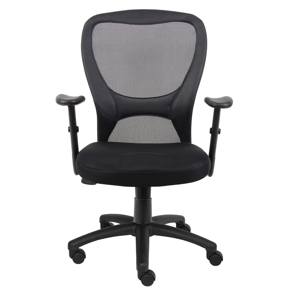 Boss Budget Mesh Task Chair. Picture 2