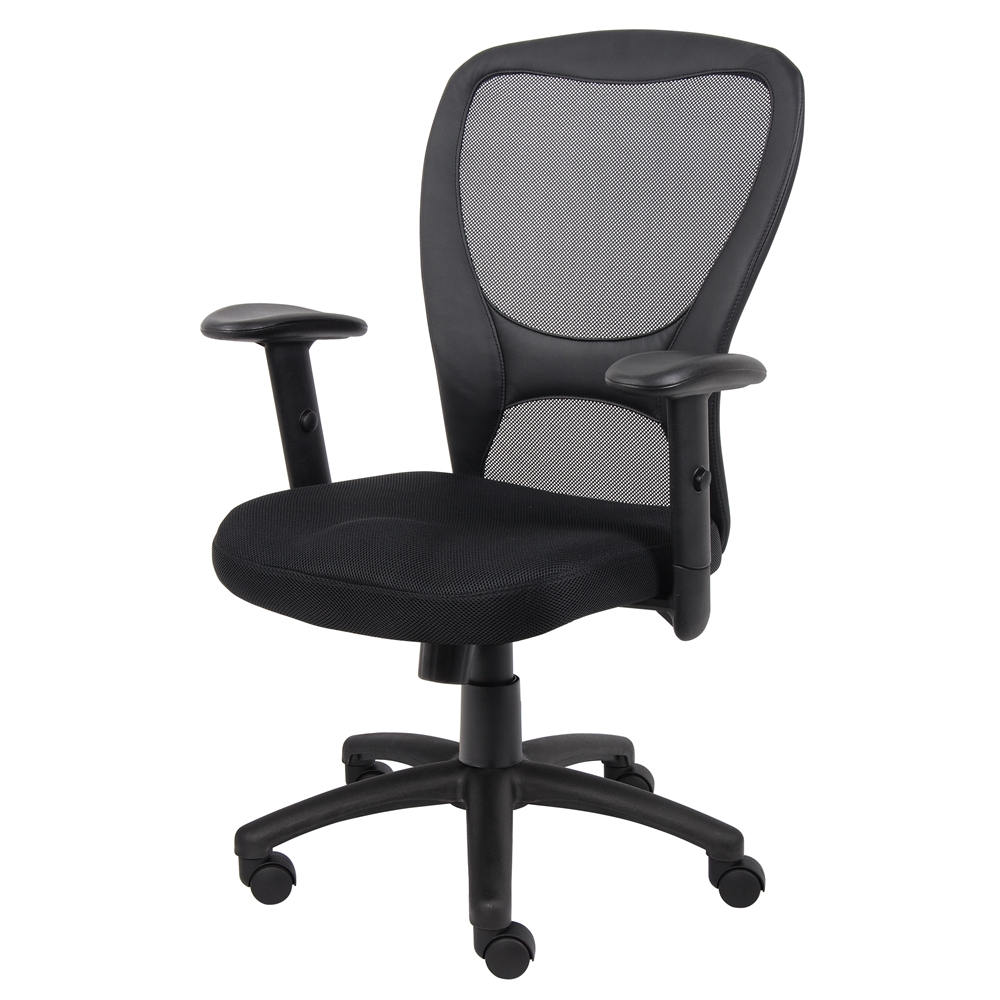 Boss Budget Mesh Task Chair. Picture 3